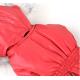 Zimní kabát Pastel - červená