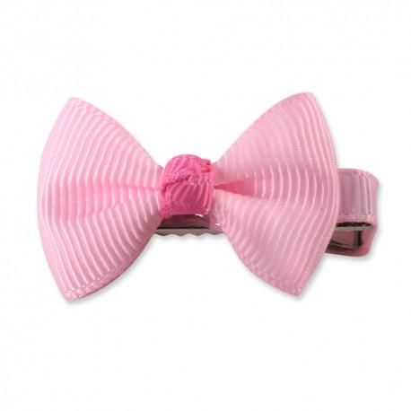 Sponka Lovely Bow - růžová ISPET