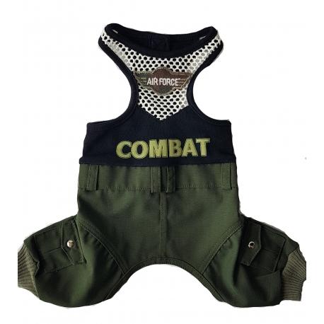 Overal Combat khaky