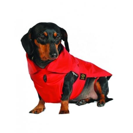 47a942b5d94 Zimní kabát specialně pro typ Jezevčík