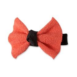 Sponka Luxury Chiffon - oranžová ISPET