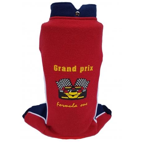 Teplákový overal Grand Prix