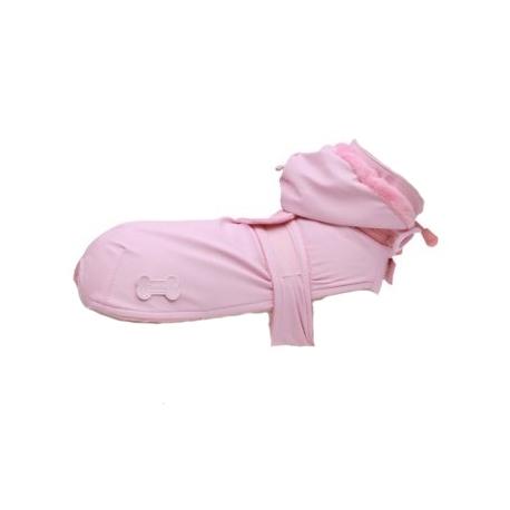 Zateplený kabát Bone růžový