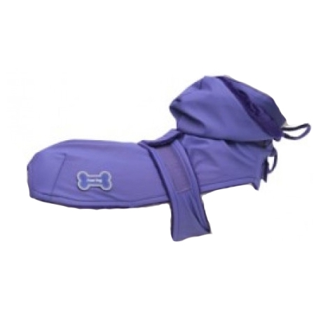 Zateplený kabát Bone fialová