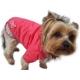 Zimní bunda pro psy Army Barmy hnědá