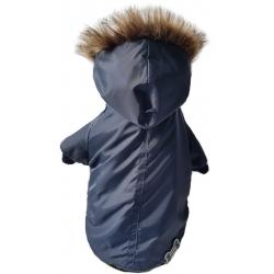 Zimní bunda pro psy Army Barmy navy