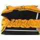 Zimní vesta FASHION v barvě žluté