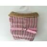 Kabátek DOGI růžový