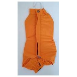 Kombinéza do deště oranžová