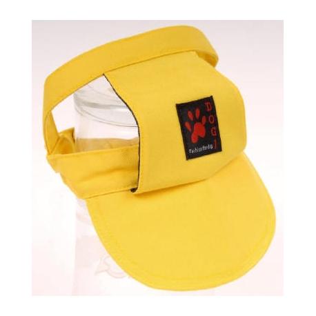 Kšiltovka žlutá