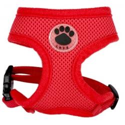 Kšíry pro psy a kočky červené