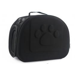 Přepravka pro psy a kočky černá