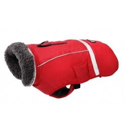 Zimní kabát Aktiv červený