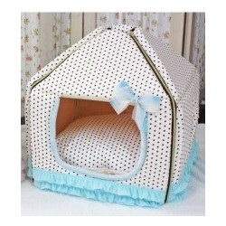 Luxusní Domeček Romantic Romeo Modrý