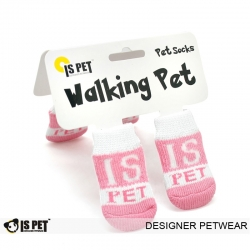 Ponožky růžové ISPET