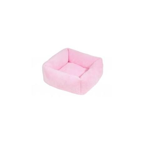 Pelíšek SQUARE pink