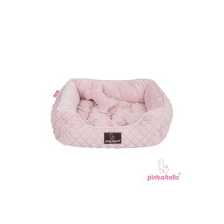 Pinkaholic luxusní pelíšek Arctic růžová