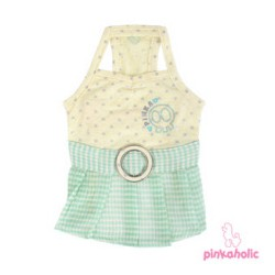 Šaty Elissa zelené - Pinkaholic