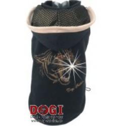 Sportovní mikina vyrobená z kvalitní silné bavlny s vnitřním chloupkem.